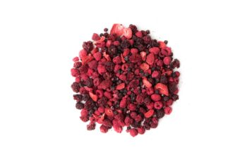 freeze dried mixed fruit