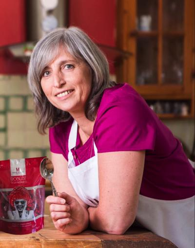 Vera, the owner of Vera Miklas